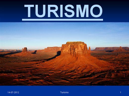 Curso Online de Turismo