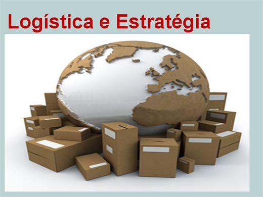 Curso Online de Logística e Estratégia