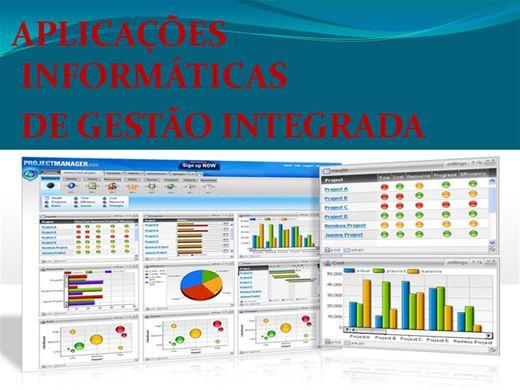 Curso Online de APLICAÇÕES INFORMÁTICAS DE GESTÃO INTEGRADA