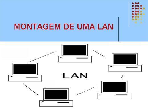 Curso Online de  MONTAGEM DE UMA LAN