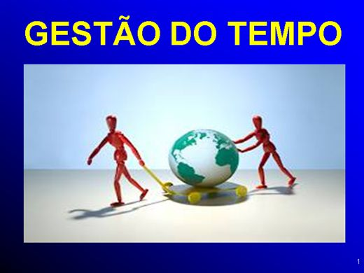 Curso Online de GESTÂO DO TEMPO