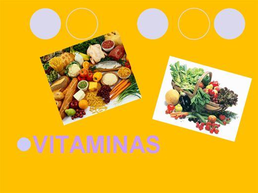 Curso Online de VITAMINAS