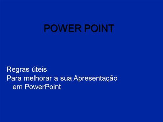 Curso Online de Fazer apresentações em Powerpoint