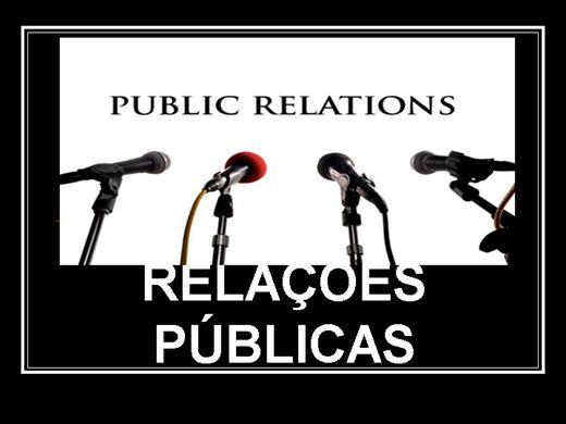 Curso Online de RELAÇÕES PÚBLICAS