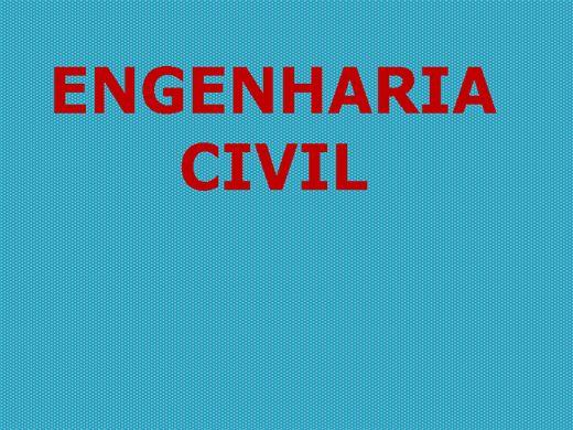 Curso Online de ENGENHARIA CIVIL