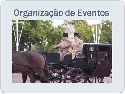 Curso Online de Organização  de Eventos