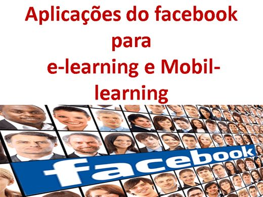 Curso Online de O facebook na educação/elearning