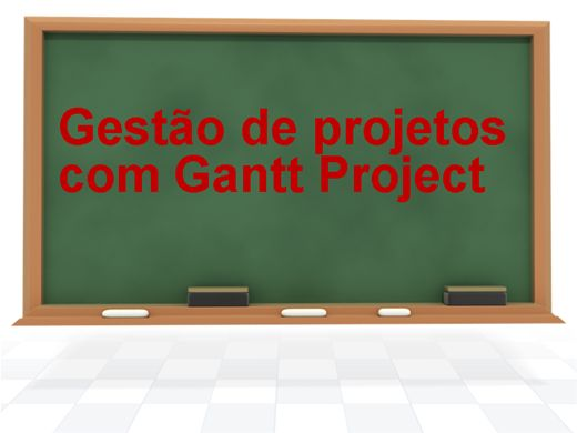 Curso Online de GESTÃO DE PROJETOS COM GANTT  PROJECT