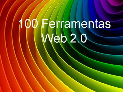 Curso Online de FERRAMENTAS WEB2.0 PARA PROFESSORES