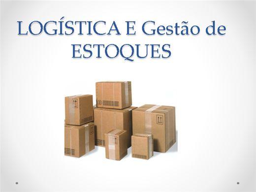 Curso Online de LOGÍSTICA E GESTÃO DE ESTOQUES