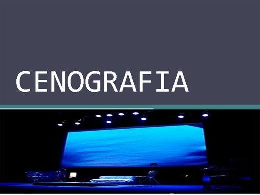 Curso Online de cenografia