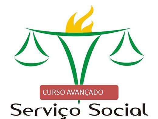 Curso Online de SERVIÇO SOCIAL CURSO  AVANÇADO