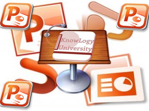 Curso Online de Como Melhorar sua Apresentação de Power Point