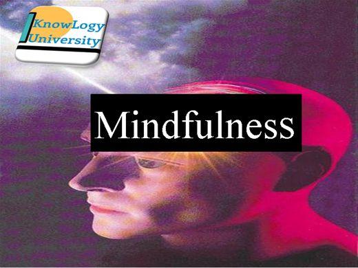Curso Online de MINDFULNESS-CONSCIÊNCIA PLENA