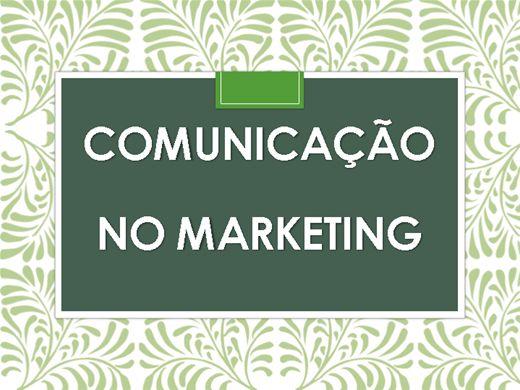 Curso Online de COMUNICAÇÃO EM MARKETING