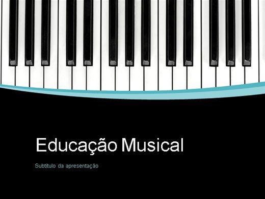 Curso Online de EDUCAÇÃO MUSICAL