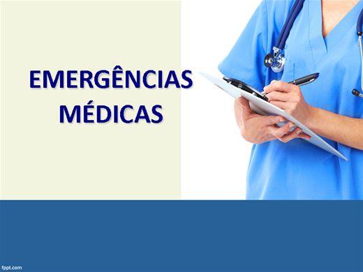 Curso Online de EMERGÊNCIAS MÉDICAS