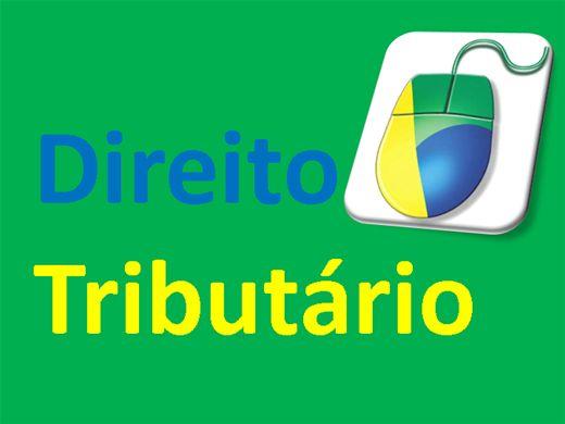Curso Online de DIREITO TRIBUTÁRIO INTENSIVO