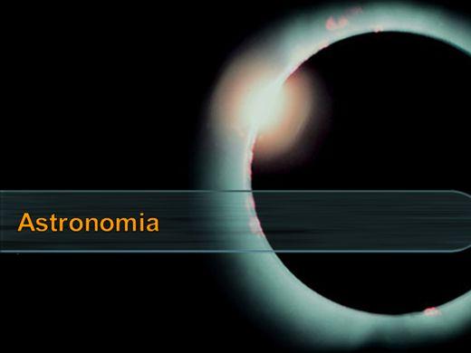 Curso Online de ASTRONOMIA