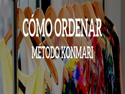 Curso Online de METODO KONMARI
