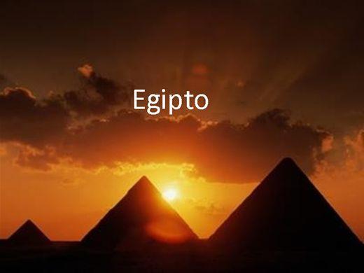 Curso Online de história do egito