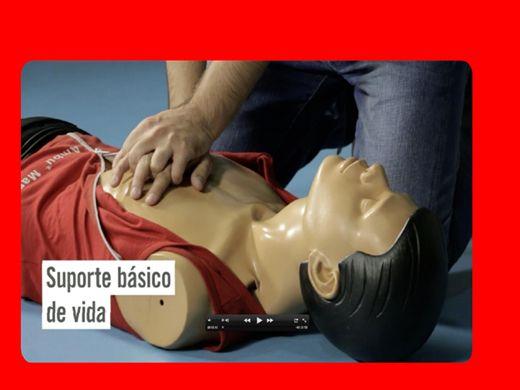 Curso Online de SUPORTE BASICO DE VIDA COMPLETO