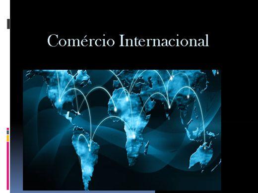 Curso Online de COMERCIO EXTERIOR
