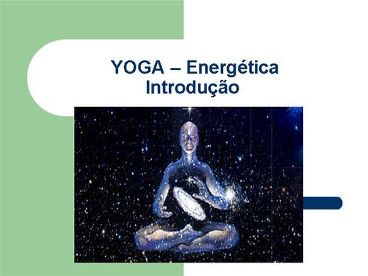 Curso Online de Yoga energética na prática