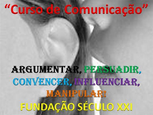 Curso Online de COMUNICAÇÃO