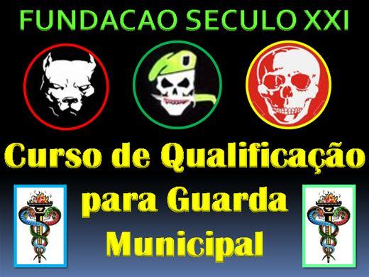 Curso Online de Guarda Municipal