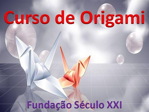 Curso Online de Origami