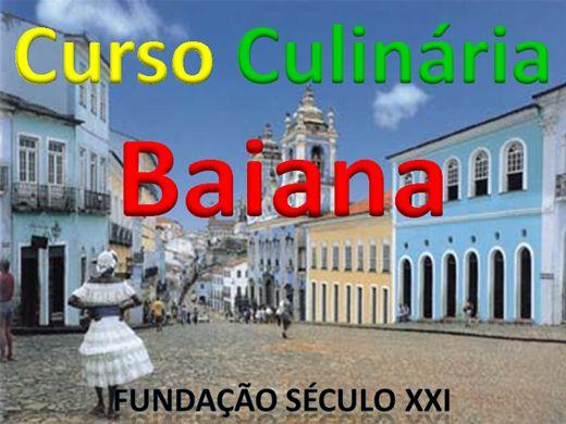 Curso Online de Culinaria Baiana