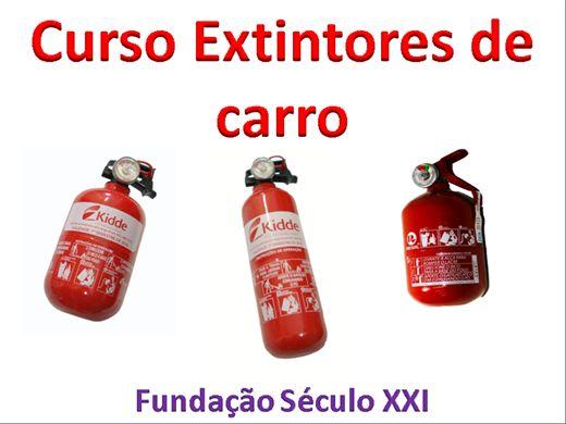 Curso Online de Extintor Veicular