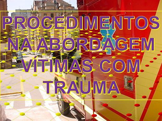 Curso Online de Abordagem de Vitimas de traumas