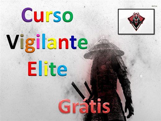 Curso Online de Vigilante Elite