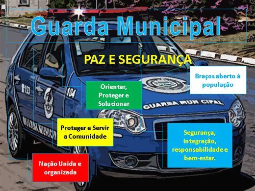 """Curso Online de Guarda Municipal II """"Paz e Segurança"""""""
