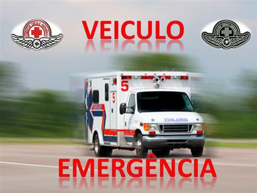 Curso Online de Veiculo de Emergência