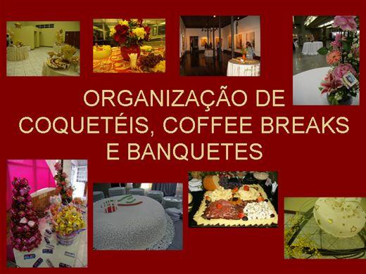 Curso Online de Organização de Coquetéis, Coffee Breaks e Banquetes