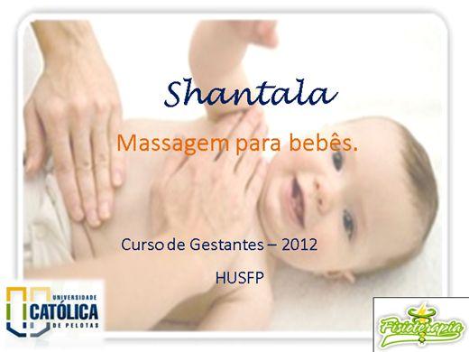 Curso Online de Técnica de Shantala
