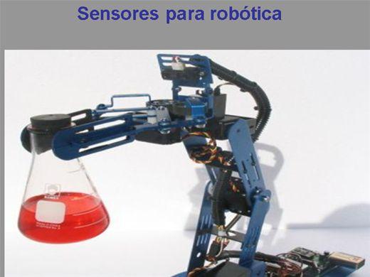 Curso Online de Sensores Roboticos