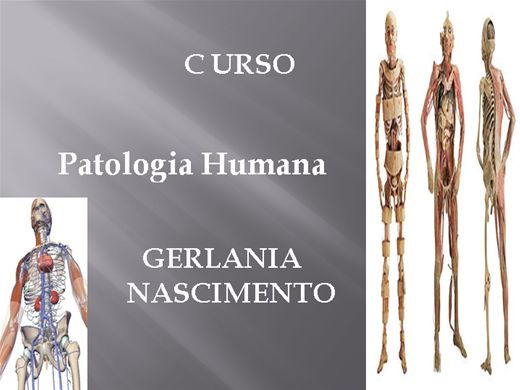 Curso Online de Patologia Humana.