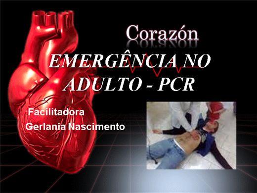 Curso Online de EMERGÊNCIA NO ADULTO