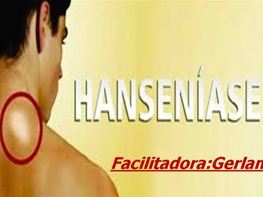 Curso Online de Hanseníase como problema de saúde pública .