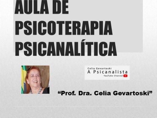 Curso Online de PSICANÁLISE - PSICOTERAPIA PSICANALÍTICA