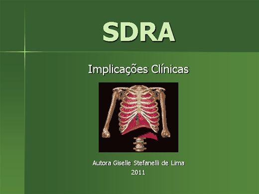 Curso Online de SDRA e suas Implicações Clínicas