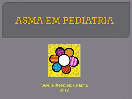 Curso Online de ASMA EM PEDIATRIA