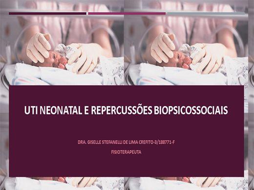 Curso Online de UTI Neonatal e repercussões biopsicossociais