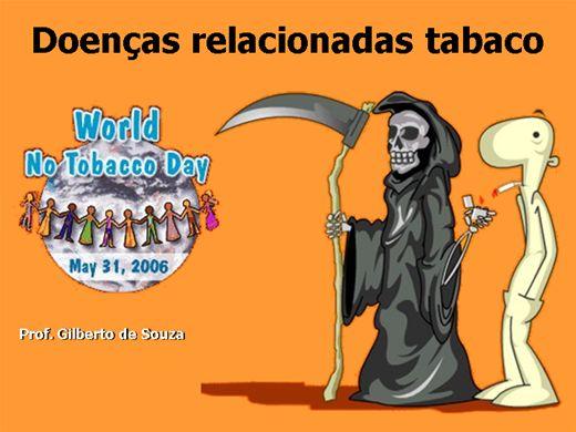 Curso Online de Doenças do Tabaco