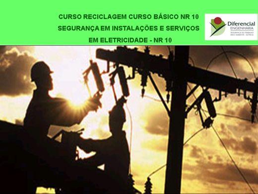 Curso Online de Reciclagem NR10