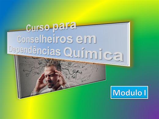 Curso Online de Curso Conselheiro em Dependencia Quimica - Módulo 1